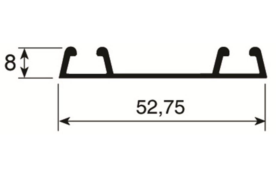 Indamatic Bottom Track